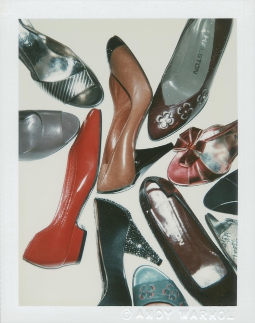 Andy Warhol, 'Polaroid Photograph of Shoes ', 1981, Hedges Projects