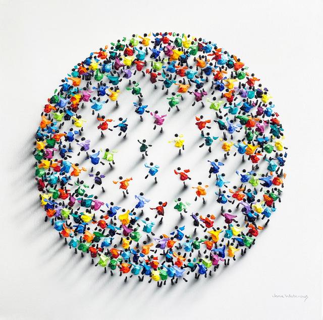 Jane Waterous, 'Family Circle', 2019, Galerie de Bellefeuille