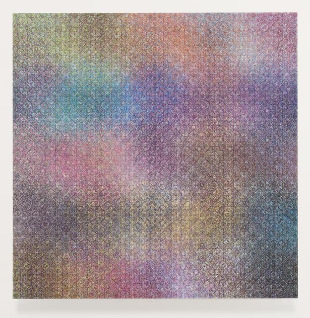 , 'Solaris 3,' 2013, Parafin