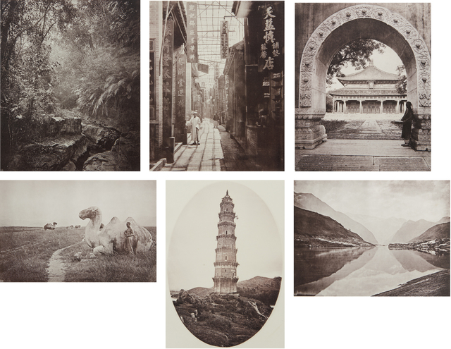 John Thomson, 'Illustrations of China and Its People. A Series of Two Hundred Photographs, with Letterpress Description of the Places and People Represented', 1873-1874, Phillips