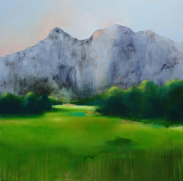 , 'Green Mountains,' 2016, Abode