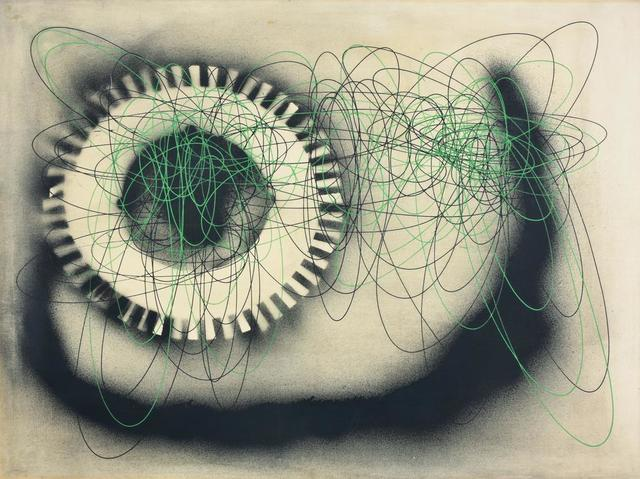 Roberto Crippa, 'Spirali', 1953, Itineris