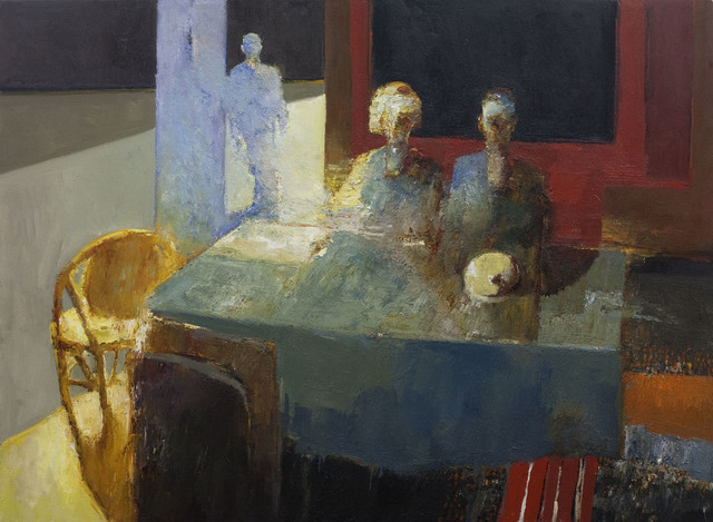 , 'Observing,' 2015, Sue Greenwood Fine Art