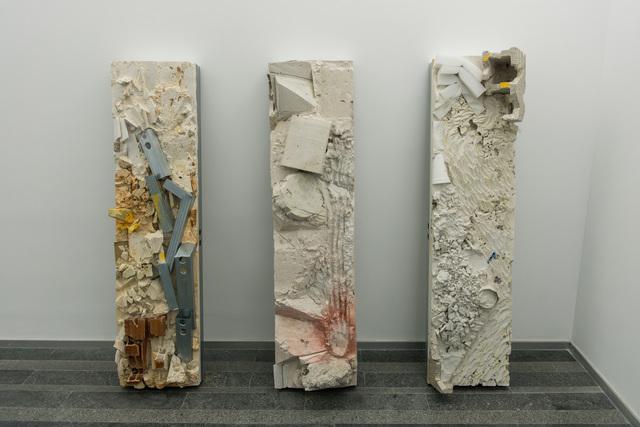 , 'Clad (Multi Story) I,VII,IX,' 2014, Future Generation Art Prize