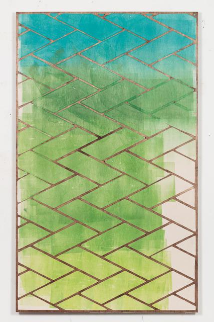 , 'Haze,' 2015, Jessica Silverman
