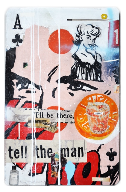 ", '""A"" Club/Tell The Man,' , Joanne Artman Gallery"