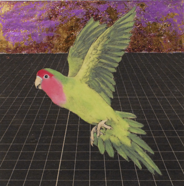 , 'Rosy Faced Lovebird,' 2019, Deep Space Gallery