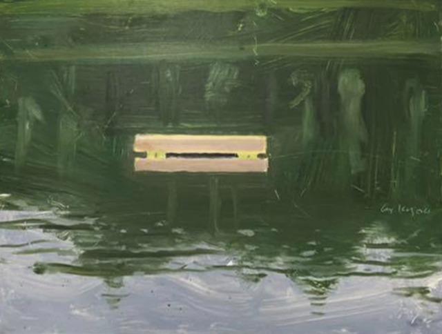 Alex Katz, 'The Raft', 2004, Upsilon Gallery