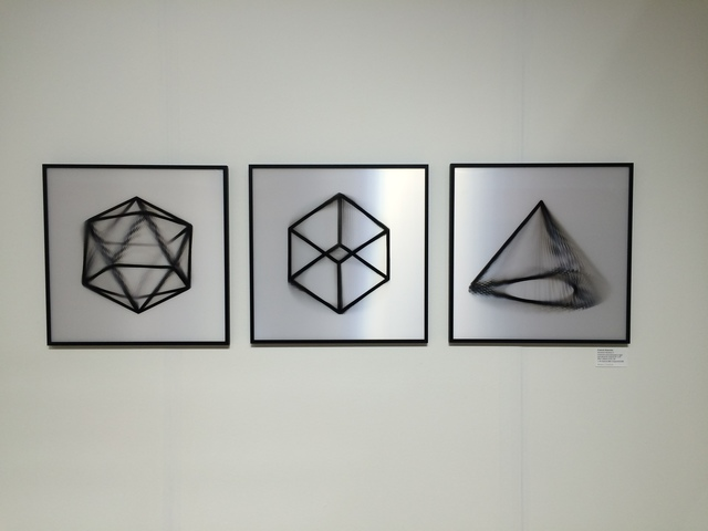 Francois Wunschel, 'Geometric Rotation #2', 2015, Muriel Guépin Gallery
