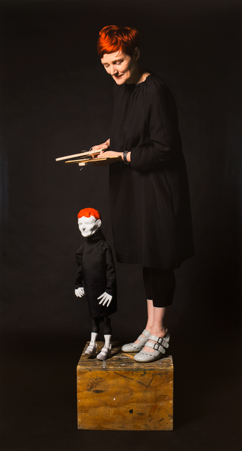 Sally Smart, 'Pedagogical Puppet (Self-Portrait)', 2012, Postmasters Gallery