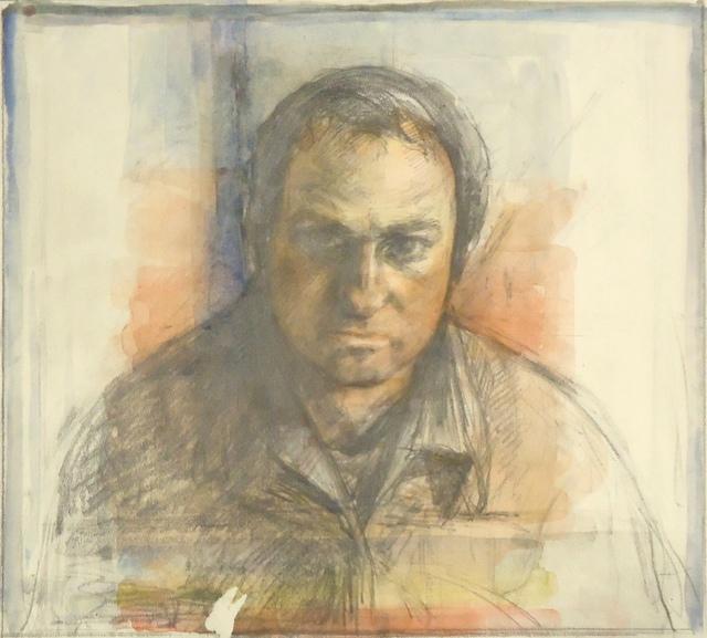 , 'Self-Portrait,' ca. 1976, Cerulean Arts
