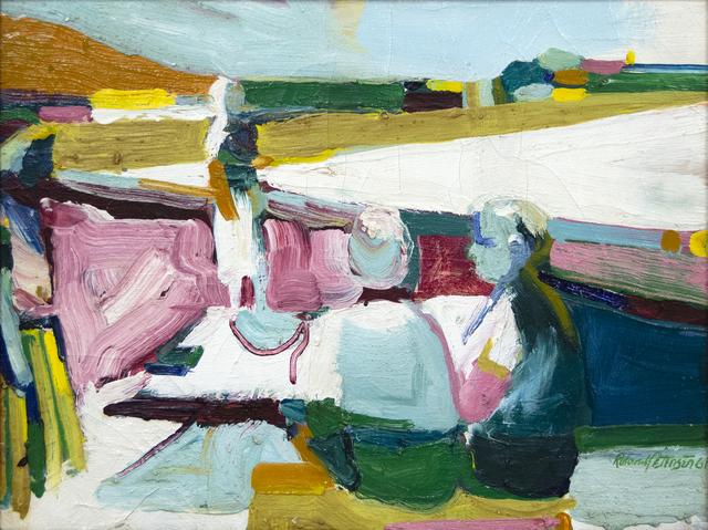 Roland Petersen, 'Luncheon', 1961, Heather James Fine Art