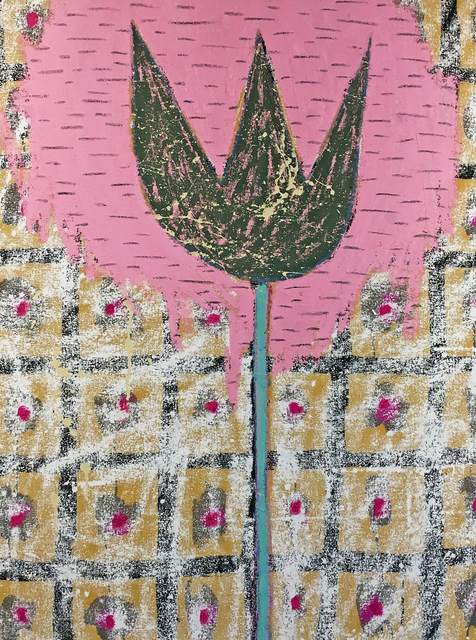 Adam Handler, 'Late July Tulip', 2018, Madelyn Jordon Fine Art