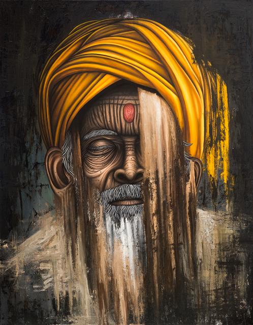 , 'Punarjanm,' 2015, DETOUR Gallery