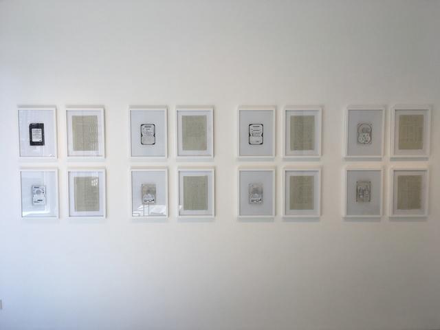 Malte Sänger, 'Partition', 2015, Galerie Peter Sillem