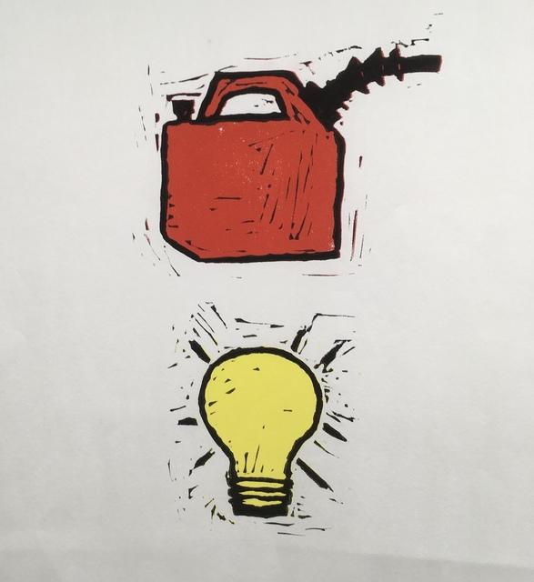 , 'Gaslighting,' 2017, ArtHelix Gallery