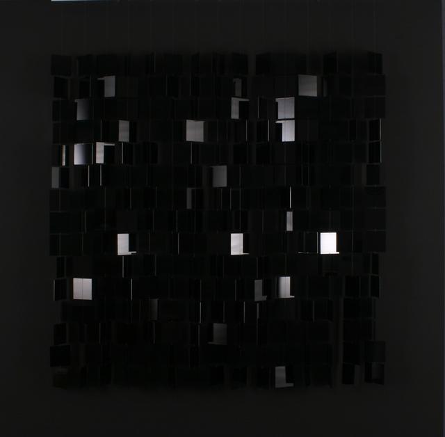 , 'mobile noir sur noir,' 1960-1995, Del Infinito