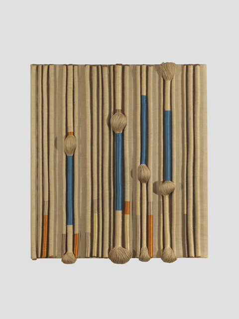 , 'Panel from an Architectural Commission (Textile Fresco),' ca. 1969, Demisch Danant
