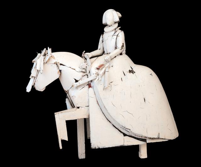 , 'Dama a caballo  ,' 2008, Contini Art Gallery