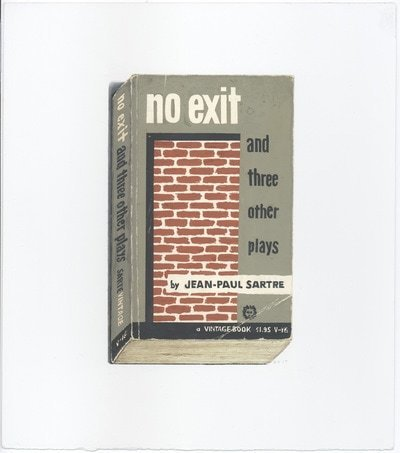 , 'No Exit,' 2017, Albert Merola Gallery