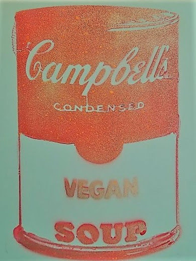 , 'Vegan Soup,' 2018, Bruce Lurie Gallery