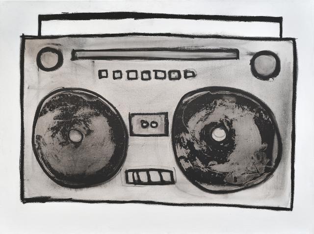 , 'Ghetto blaster,' , Galerie C.O.A