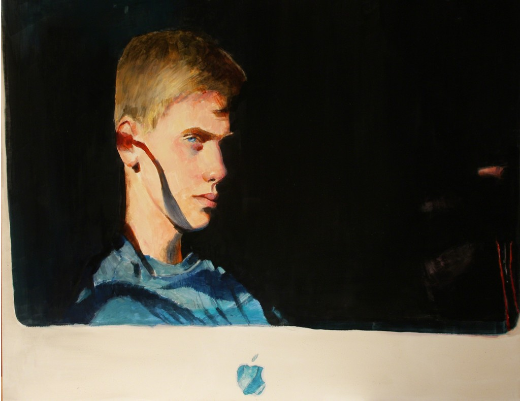 Mike, Teenage Angst