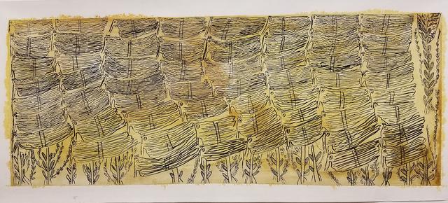 , 'Untitled (Muchos Pajaros),' 2017, Creativity Explored