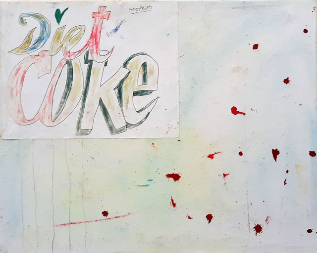 Alicia Gibson, 'Diet Coke 7', 2019, Tatjana Pieters