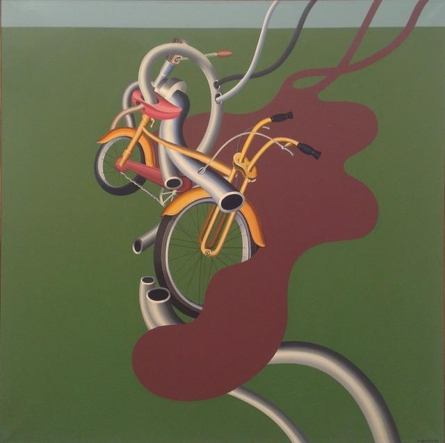 , 'Juguete metafísico,' 1974, Galeria Jacques Martinez