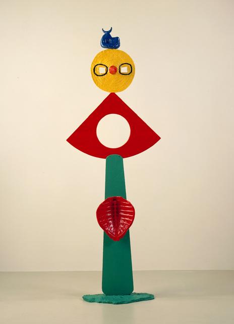 Joan Miró, 'Caress of a Bird (La Caresse d'un oiseau)', 1967, Sculpture, Painted bronze, Nasher Sculpture Center