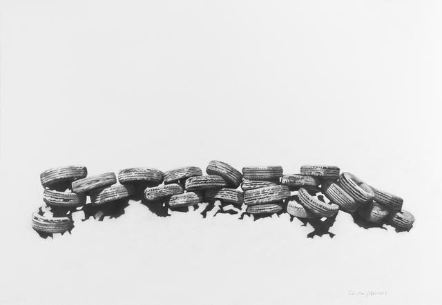 , 'Cizre,' 2017, Zilberman Gallery