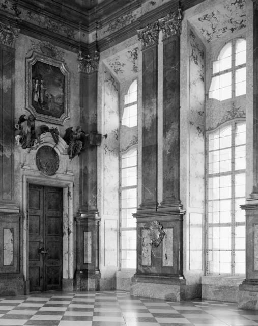 Axel Hütte, 'St. Florian, Marmorsaal', Galerie Nikolaus Ruzicska