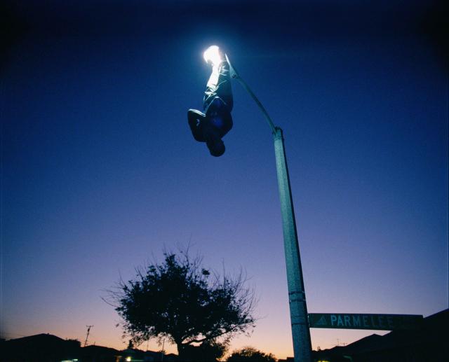 , 'Streetlight,' 2014, Frye Art Museum