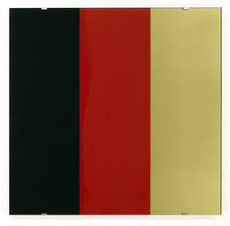 , 'Schwarz, Rot, Gold (Black, Red, Gold),' 1999, Blain | Southern