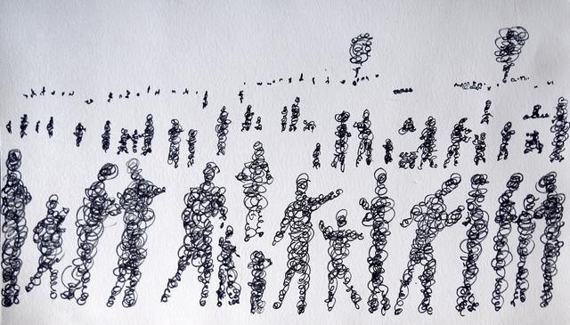 """, '""""Field Trip"""",' 2003, Transatlantique Gallery"""