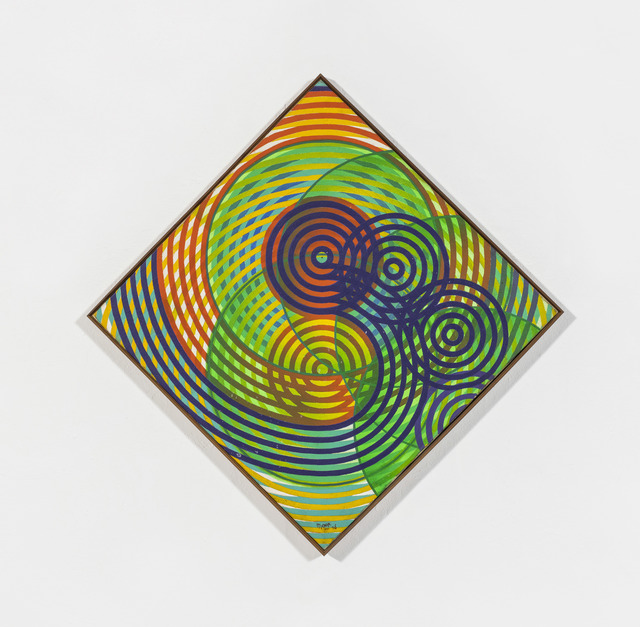 , 'Concentric Circle 3,' 1976, Gallery Hyundai