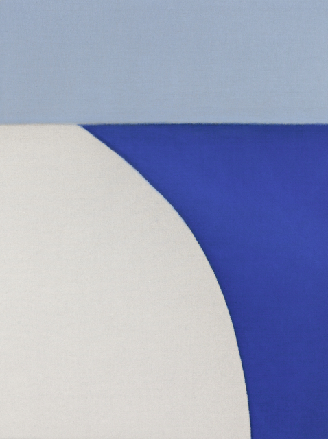 , 'Untitled (Blue),' 2015, Berry Campbell Gallery