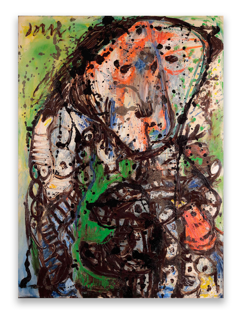 Asger Jorn, 'Untitled', 1955, Dellupi Arte