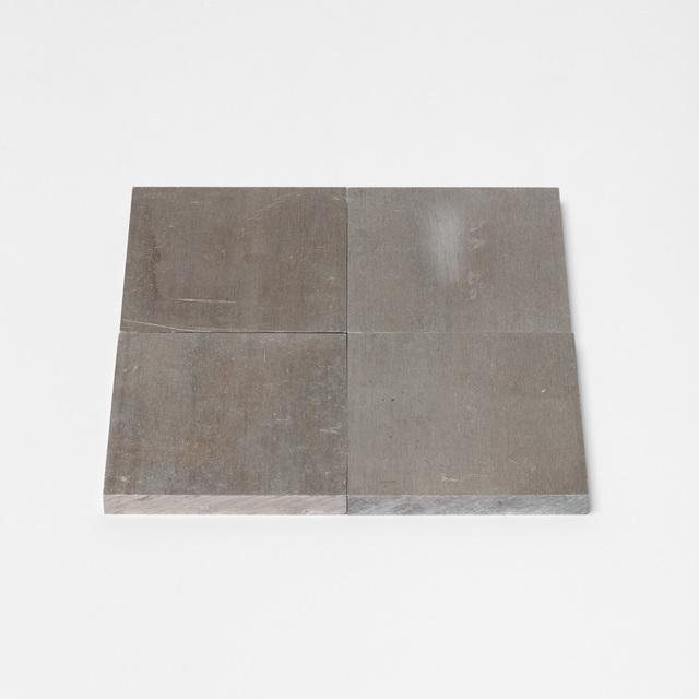 , '2 x 2 Aluminum Square,' 2018, Paula Cooper Gallery