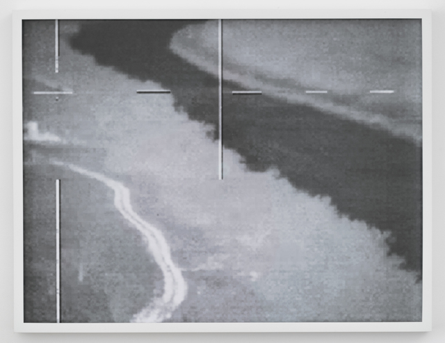 , 'Crosshairs,' 2011-2019, Magenta Plains