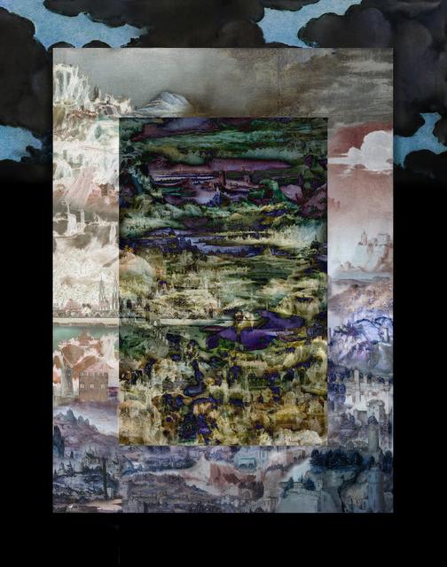 , 'Anagram,' 2017, Cecilia Hillström Gallery