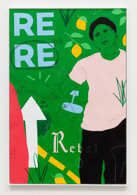 Gabriella Sanchez, 'Rebel Rebel', 2018, Charlie James Gallery