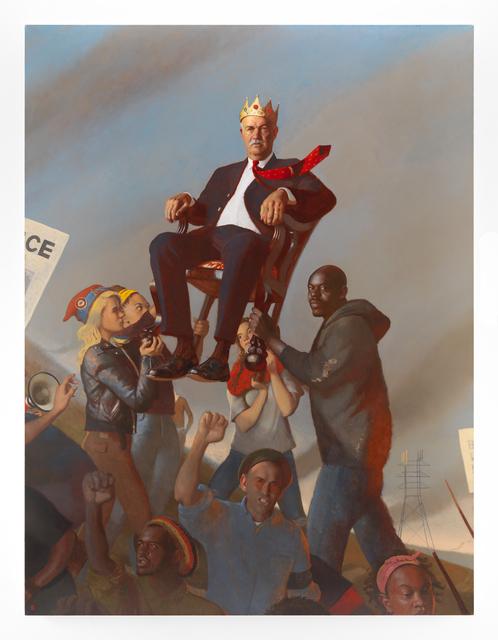 , 'Oligarchy,' 2015-2016, Ameringer | McEnery | Yohe
