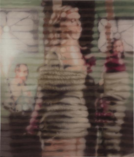 Raúl Cordero, 'Flared Scene (with Condo like figure in the background)', 2013, Phillips