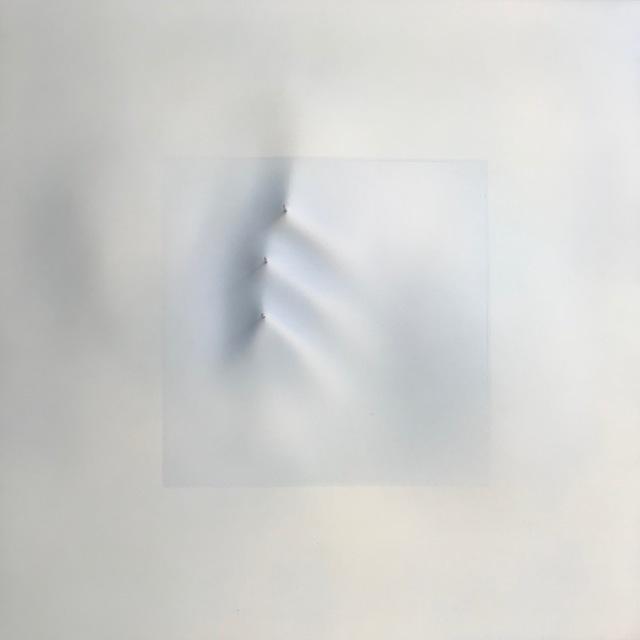 Sam Richardson, 'Snow Mound: Three Poles ', 1975, inde/jacobs