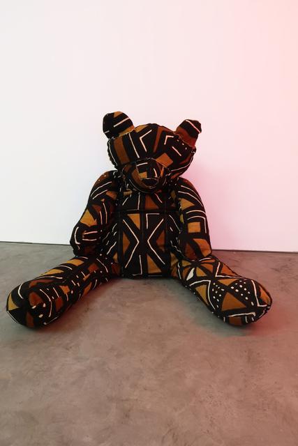 , 'Bogo Bear,' 2018, Richard Taittinger Gallery