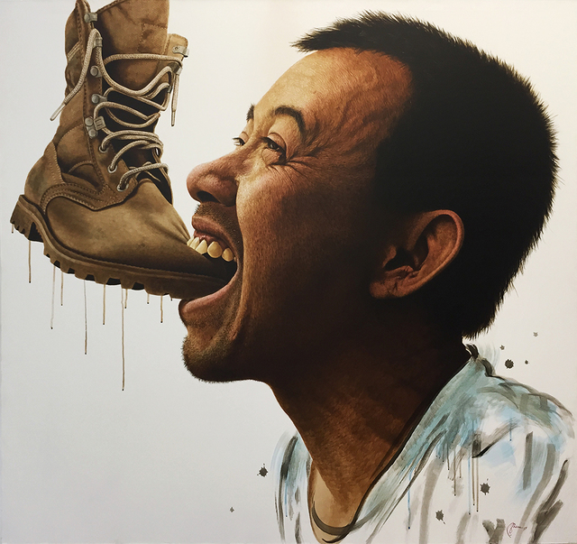 , 'Eat This!,' 2015, Art Xchange Gallery