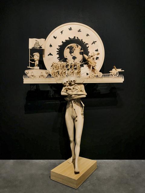 John Buck, 'The Mother of All Wars', 2018, Robischon Gallery
