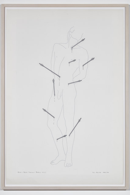 , 'Blut und Pfeile, Bellini,' 1997, Galerie Judith Andreae